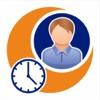 Service Time Clock