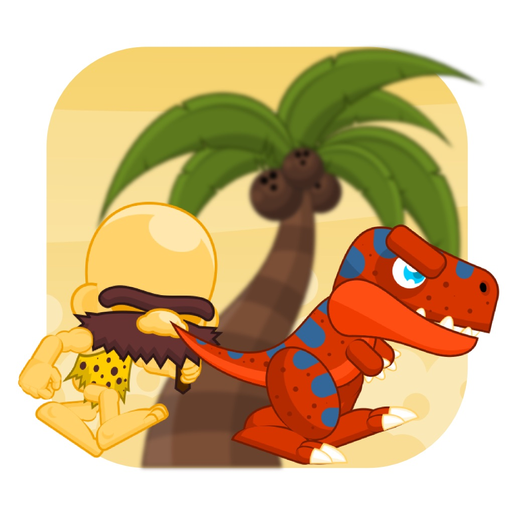 Angry Caveman: Dinosaur Hunter hack