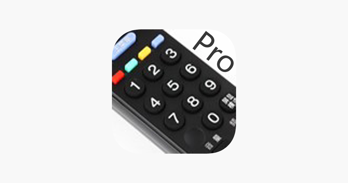 Universal Remote Pro on the App Store