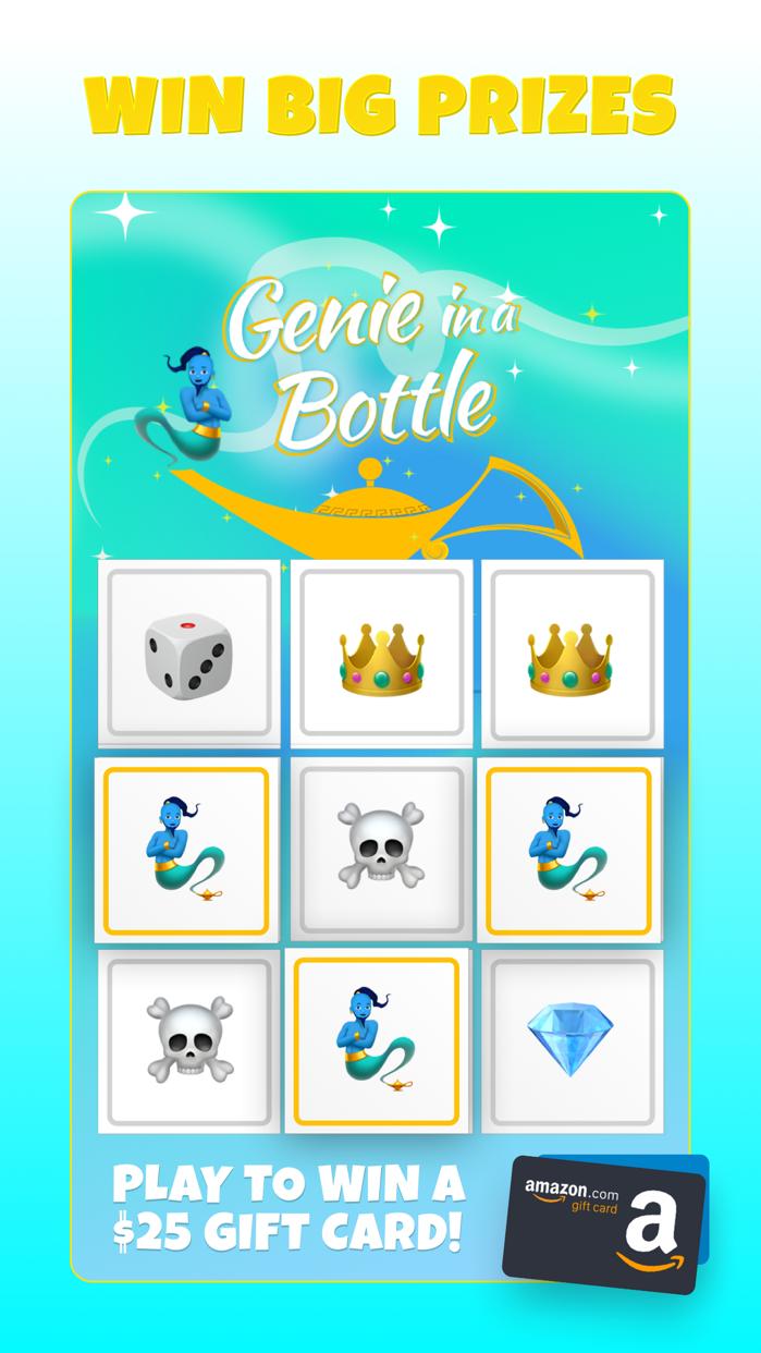 Perk Scratch & Win! Screenshot