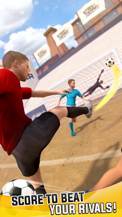 Dream Legend 18: Street Soccer