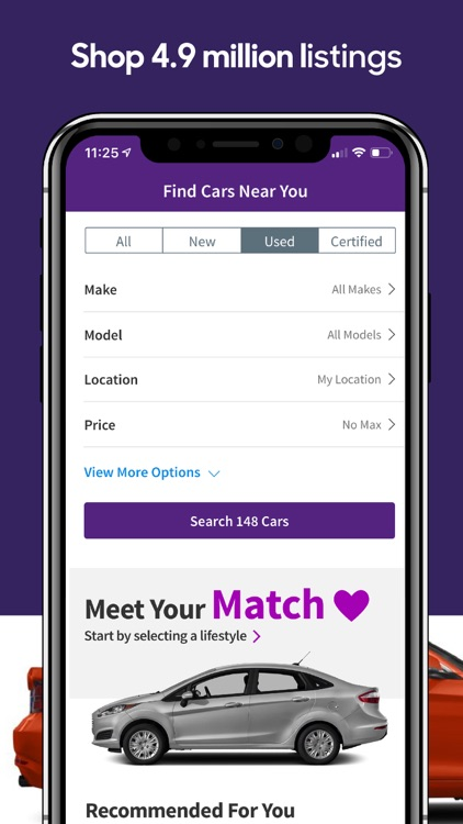 Cars.com - New & Used Cars screenshot-0
