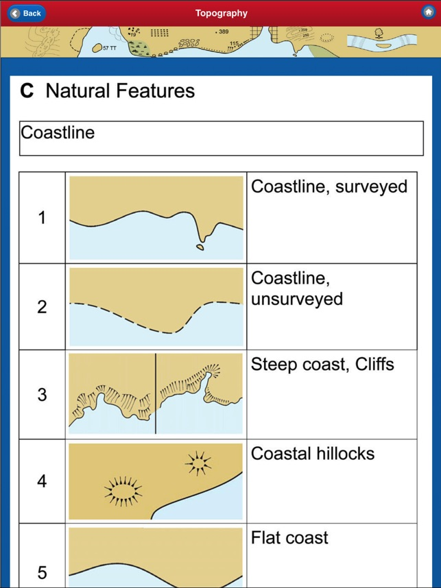 Nautical Chart Symbols Abbreviations On The App Store