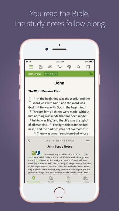 Bible by Olive Tree for Windows