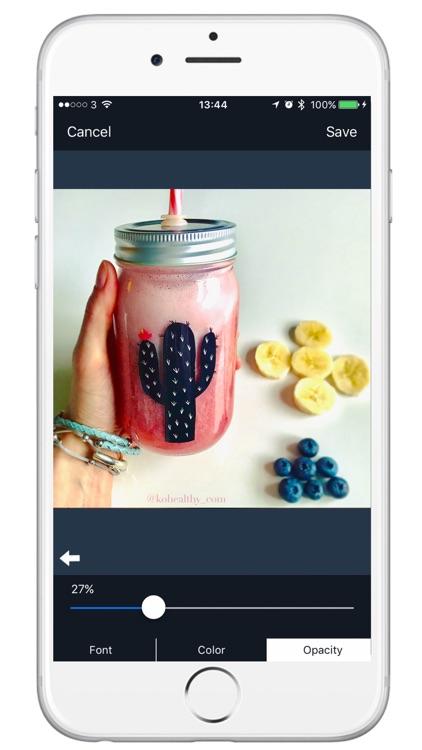 Watermark - Sign your photos screenshot-4