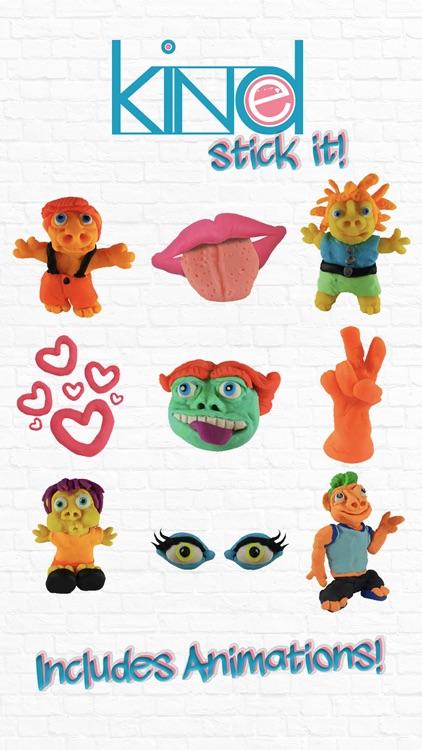 Zaney Stickers