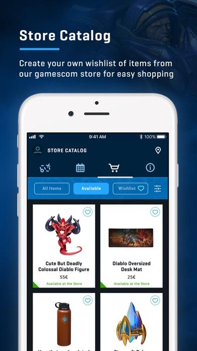 Blizzard at gamescom 2018 screenshot 2