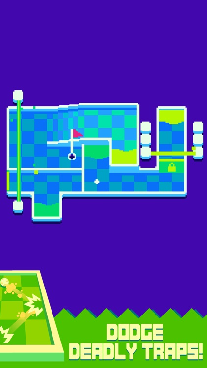 Nano Golf: Puzzle Putting screenshot-3