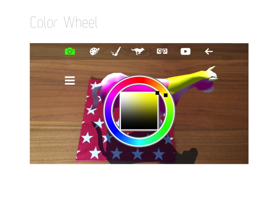 iPad Image of 3DPaintAR