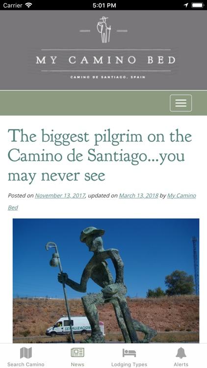 Camino de Santiago Hotels
