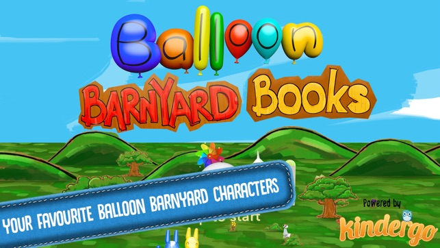 Balloon Barnyard Books On The App Store