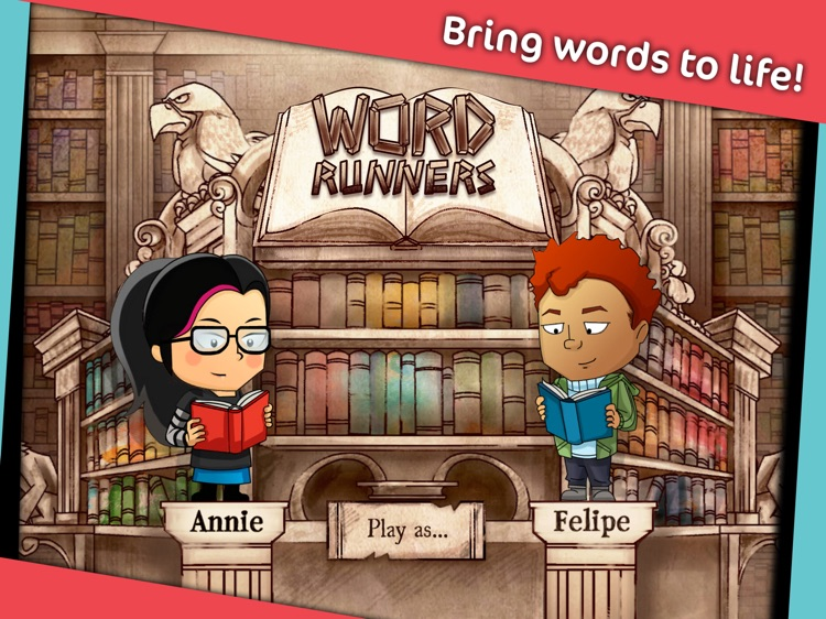 Word Runners - all access