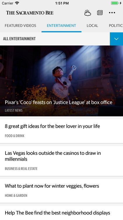 Sacramento Bee News screenshot-3