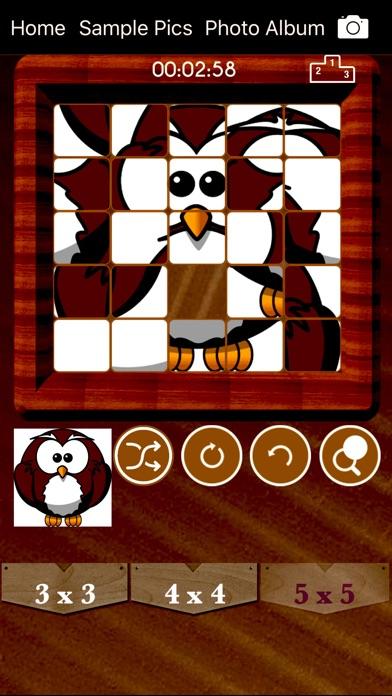 Sliding Puzzle : Premium screenshot 2
