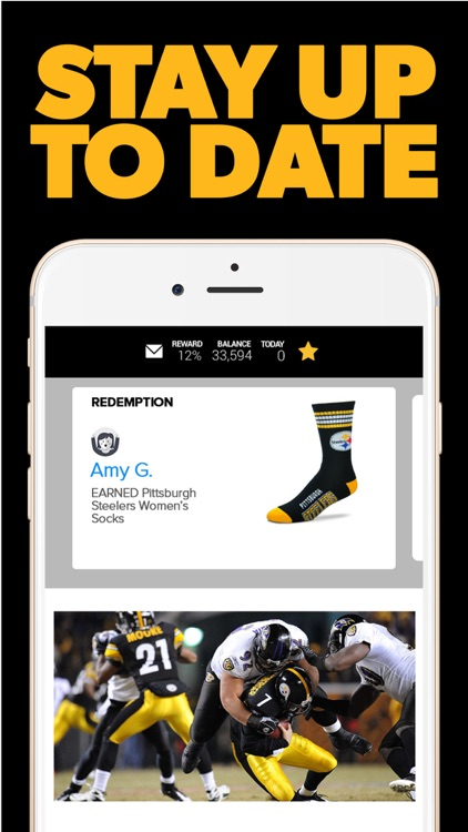 Pittsburgh Football Rewards screenshot-3