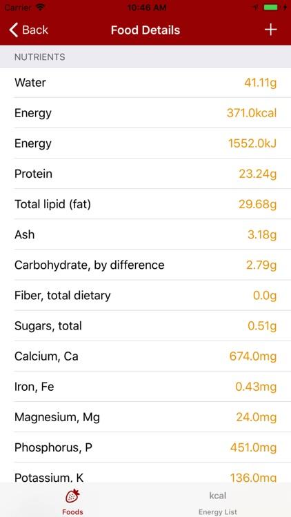 USDA Foods screenshot-3