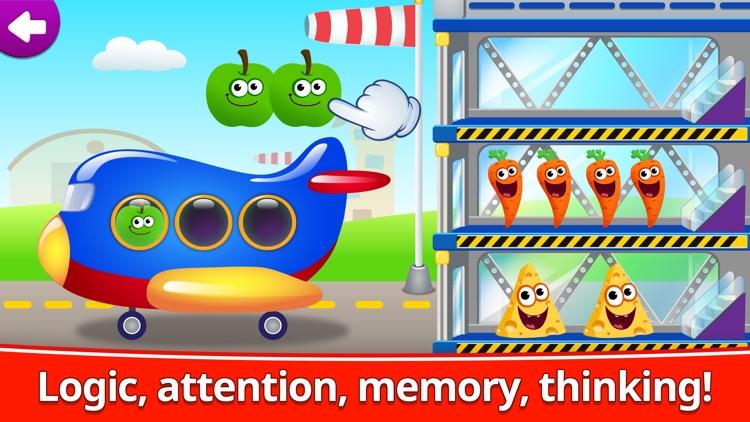 Learning Games 4 Toddlers Kids screenshot-4
