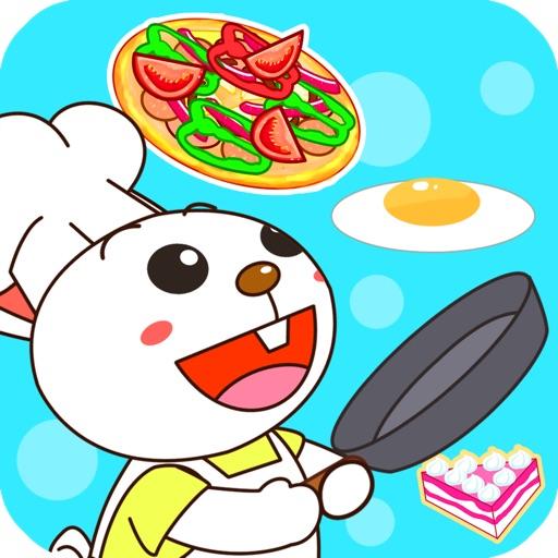 儿童小厨房做蛋糕甜品汉堡烹饪