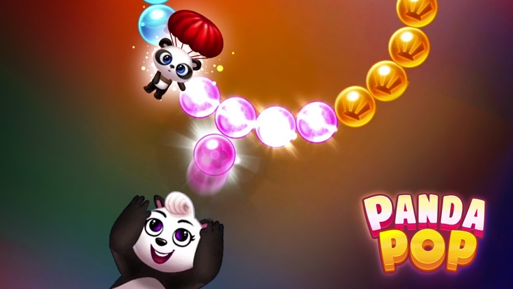 Panda Pop - Bubble Shooter screenshot-5