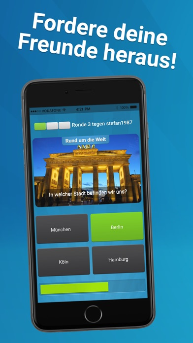 Screenshot for Quizduell in Germany App Store