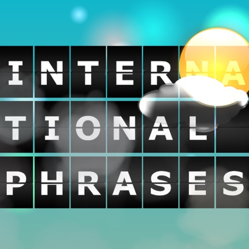 International Phrases Saga