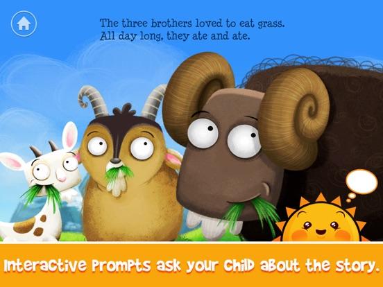 StoryTime: Billy Goats Gruff screenshot 10