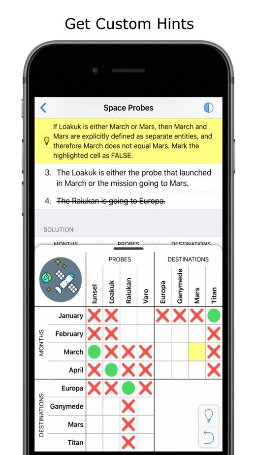 Logic Grid Puzzles】版本记录- iOS App版本更新记录|版本号|更新时间