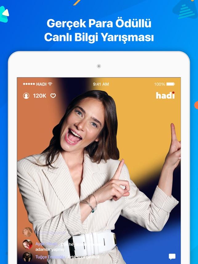 hadi bilgi yarışması on the app store