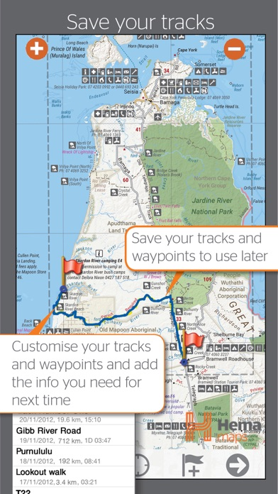 Australia 250k Map.4wd Maps Offline Topo Maps Revenue Download Estimates Apple