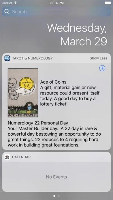 Tarot & Numerology app image
