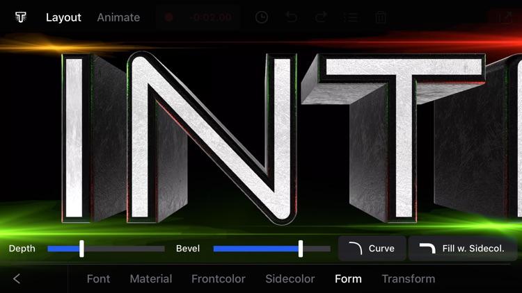 T-Jam Live Intro Movie Maker screenshot-4