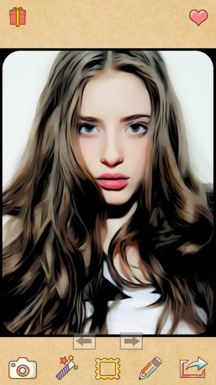 Portrait Sketch - Filter Booth