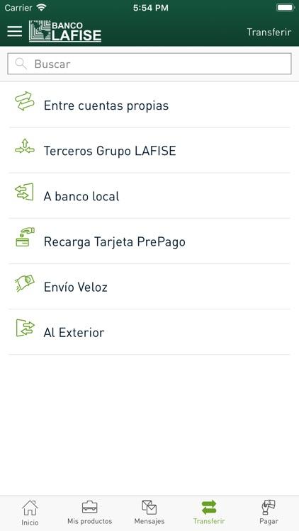 LAFISE Banca Móvil screenshot-8