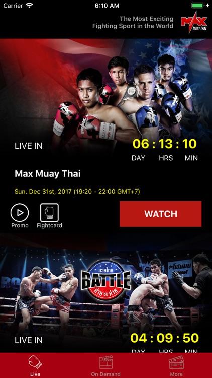 Max Muay Thai