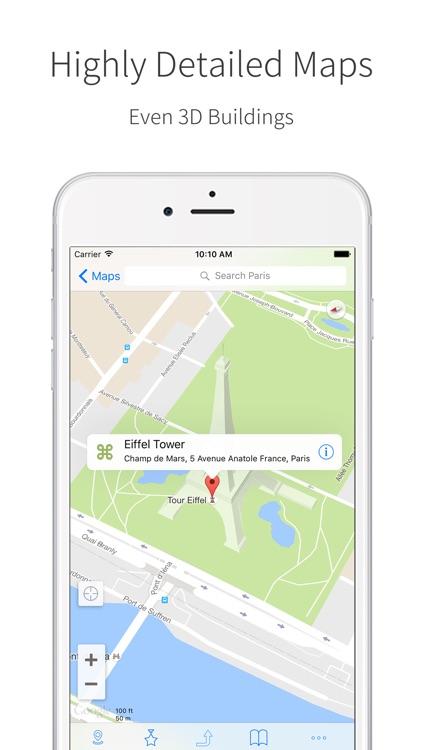 Pocket Maps Pro screenshot-5