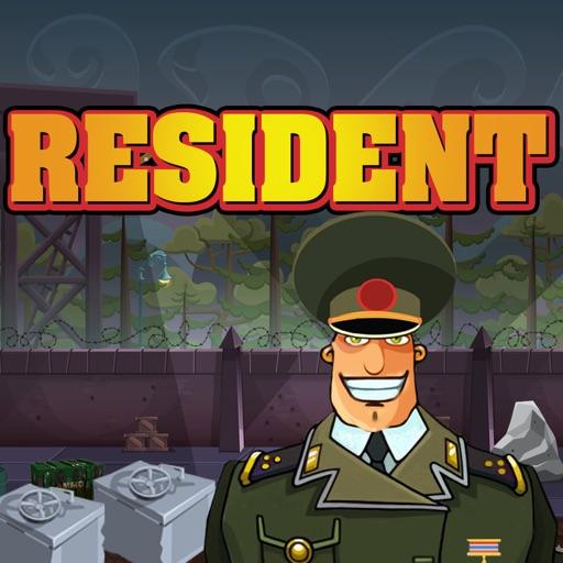 Резидент - игровые слоты