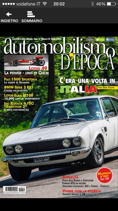 Automobilismo d'Epoca Magazine