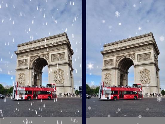 Snowing Camera screenshot 9