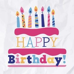 Happy Birthday - Animated
