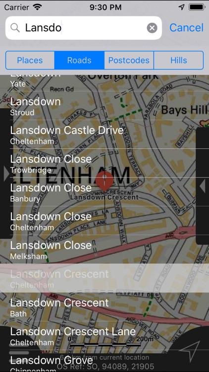 Cotswolds Maps Offline screenshot-6