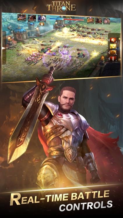 Titan Throne screenshot-3