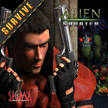 Alien Shooter - Survive