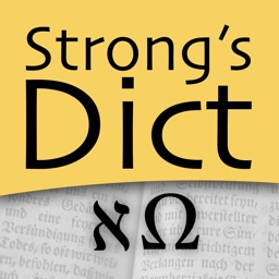 Strongsdict Greek Hebrew Dict