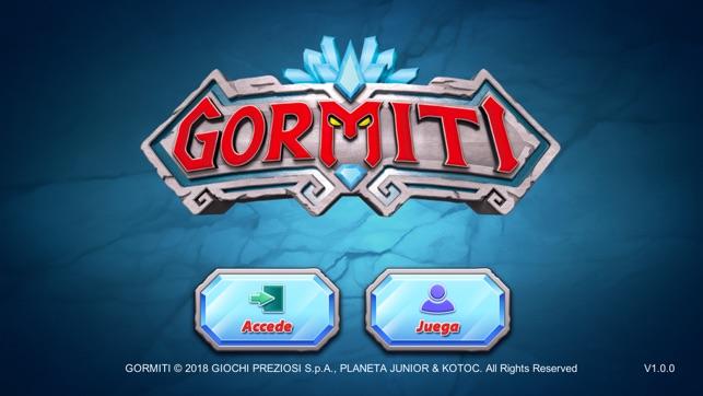 app gormiti