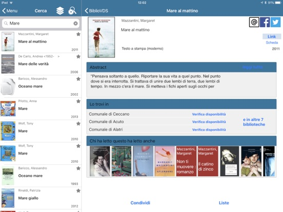 Image of BiblioVDS for iPad