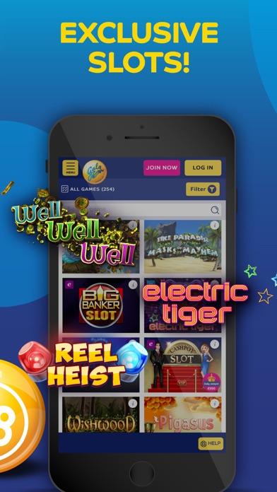 Gala Bingo – Play Bingo Games screenshot four