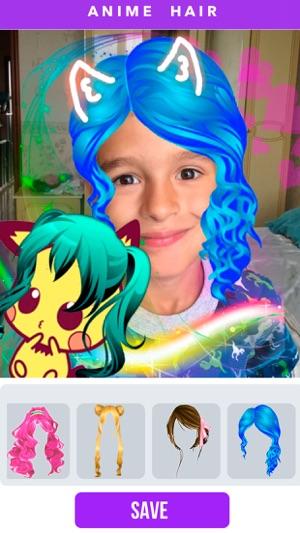 Anime Haare Stil Salon Haare Schneiden Im App Store