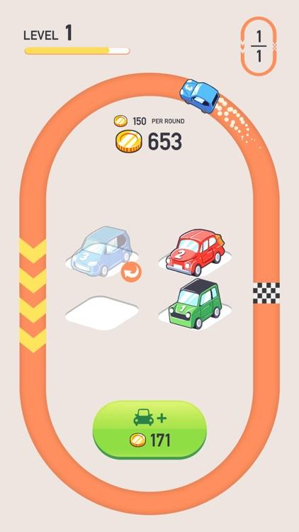 Car Merger screenshot-0