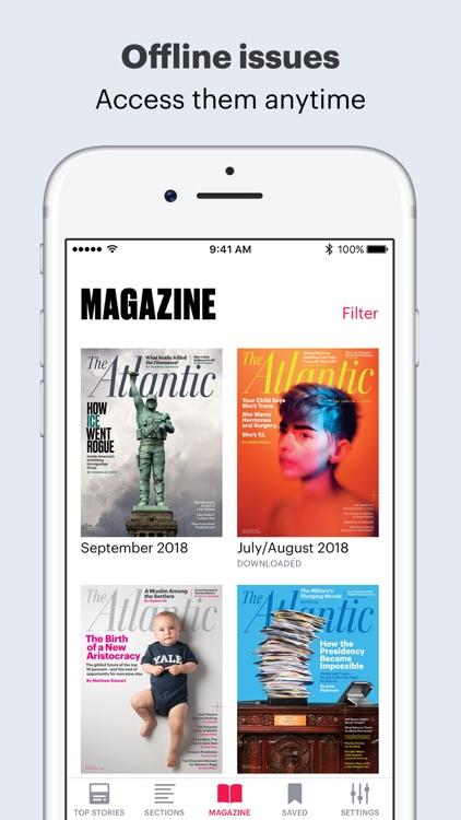 The Atlantic Magazine screenshot-3