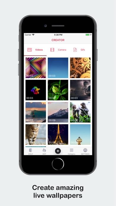 Everlive Live Wallpaper Maker App Price Drops
